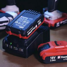 ToolPRO Battery Pack With Charger 18V Li-Ion, , scaau_hi-res