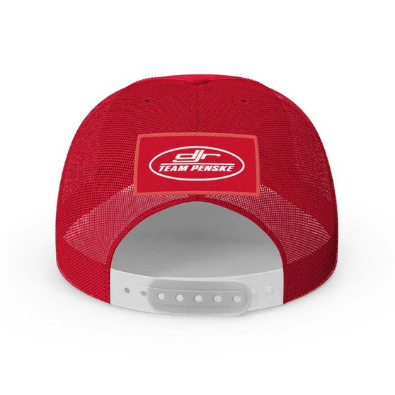 Shell V-Power Racing Team Mesh Back Cap Red, Red, scaau_hi-res