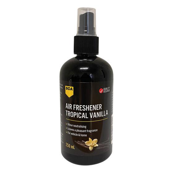 SCA Air Freshener Spray - Vanilla Mist, 250mL, , scaau_hi-res