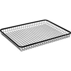 Ridge Ryder Roof Tray - Small, Wire, 1.25 x 0.95 x 0.12m, , scaau_hi-res