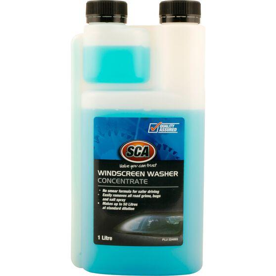 SCA Windscreen Wash Concentrate - 1 Litre, , scaau_hi-res