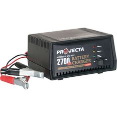 Battery Charger - 6/12 Volt, 2700mA, , scaau_hi-res