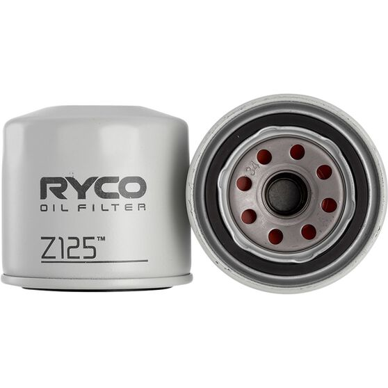Ryco Oil Filter - Z125, , scaau_hi-res