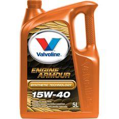 Valvoline Engine Armour Engine Oil - 15W-40 5 Litre, , scaau_hi-res