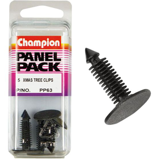 Champion Xmas Tree Clips - PP63, Panel Pack, , scaau_hi-res