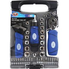 SCA Socket Set Stubby - 46 Piece, , scaau_hi-res