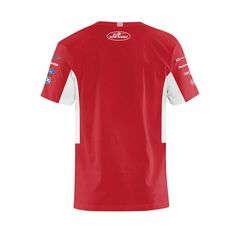 Shell V-Power Racing Team Youth 2020 T-Shirt, Red, scaau_hi-res