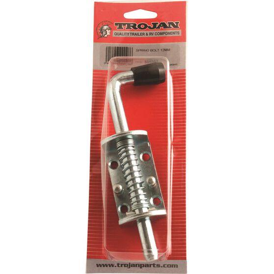 Trojan Spring Bolt - 12mm Pin, , scaau_hi-res