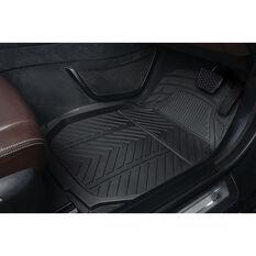 Ridge Ryder Black Deep Dish Car Floor Mats, , scaau_hi-res