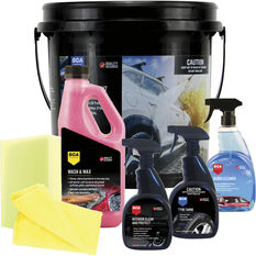 SCA Car Detailing Kit 7 Piece, , scaau_hi-res