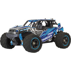 Revell Control X-treme Cross Thunder R/C Monster Truck, , scaau_hi-res