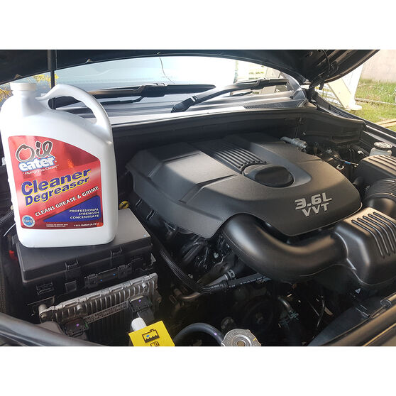 Oil Eater Degreaser Concentrate 3.78 Litre, , scaau_hi-res