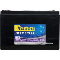 Century Deep Cycle AGM Battery  - C12-120DA, 120Ah, , scaau_hi-res