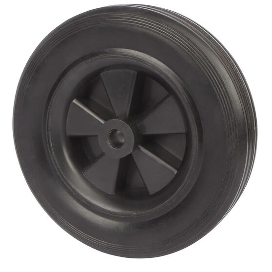 SCA Wheel Plastic Rim - 150 x 35mm, Rubber, , scaau_hi-res