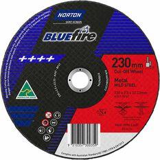 Norton Metal Cut off Disc - 230mm x 2.5mm x 22mm, , scaau_hi-res