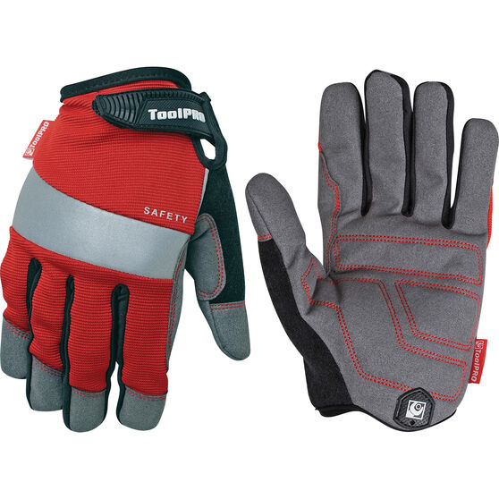 SCA Work Gloves - Safety, Large, , scaau_hi-res