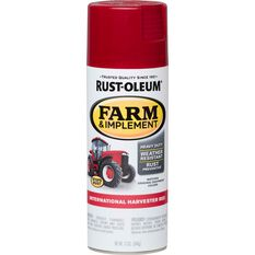 Rustoleum Aerosol Paint - Specialty Farm and Implement Enamel, Harvester Red, , scaau_hi-res