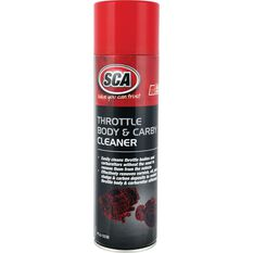 SCA Throttle Body & Carby Cleaner - 400g, , scaau_hi-res