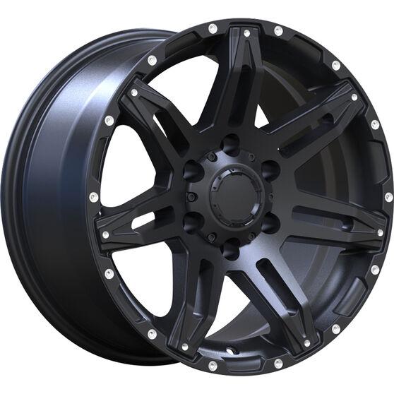 Alloy Wheel 4 Piece Set 7 Spoke 17 Inch, , scaau_hi-res