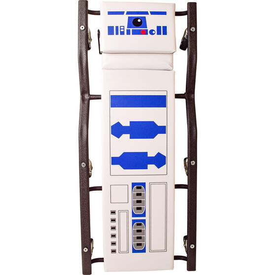 ToolPRO Heavy Duty Garage Creeper - Limited Edition Robot Design, , scaau_hi-res