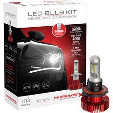 J.W. Speaker Headlight Conversion Kit - LED H13, , scaau_hi-res