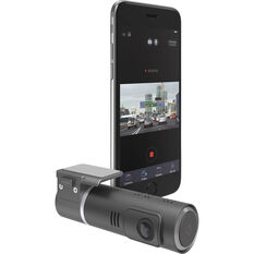 NanoCam Plus 1080p Barrel Dash Cam with WiFi - NCP-DVRWIFI, , scaau_hi-res