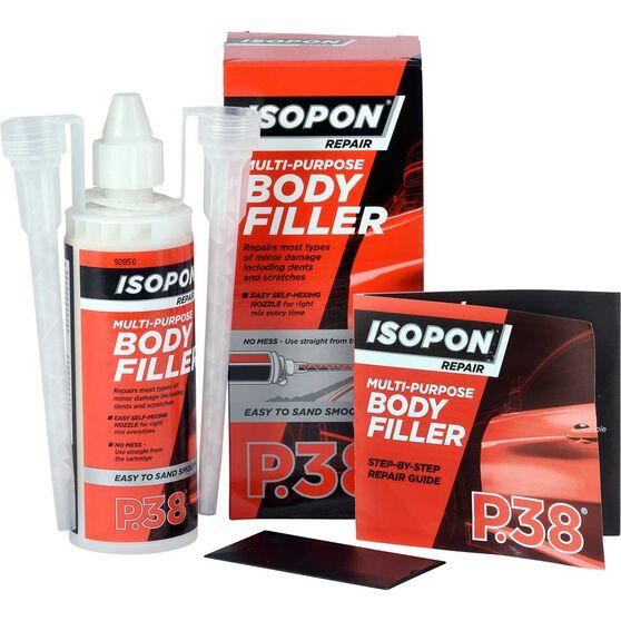Isopon Multi-Purpose Body Filler Cartridge - 150mL, , scaau_hi-res