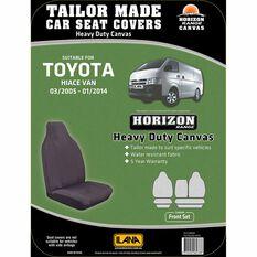 Ilana Horizon Tailor Made Pack for Toyota HiAce LWB Van 03/05 - 01/14, , scaau_hi-res