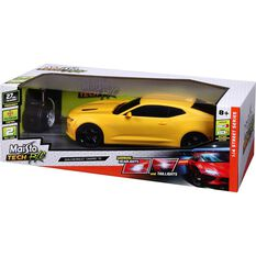 Remote Control Car - Chevrolet Camaro, 1:14 Scale, , scaau_hi-res