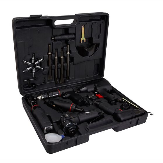 Blackridge Mechanics Air Tool Kit - 26 Piece, , scaau_hi-res