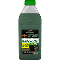Penrite Green Long Life Anti Freeze / Anti Boil Premix Coolant - 1L, , scaau_hi-res