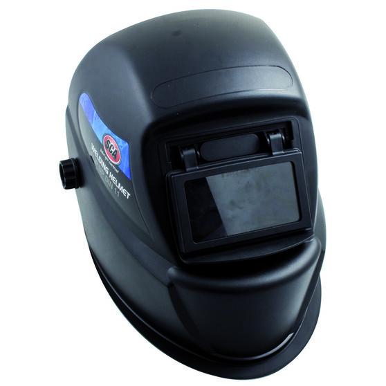 SCA Welding Flip-Up Shade Helmet - Shade 11, Black, , scaau_hi-res