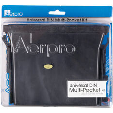 Aerpro Universal Facia Pocket Kit - 88009000, , scaau_hi-res