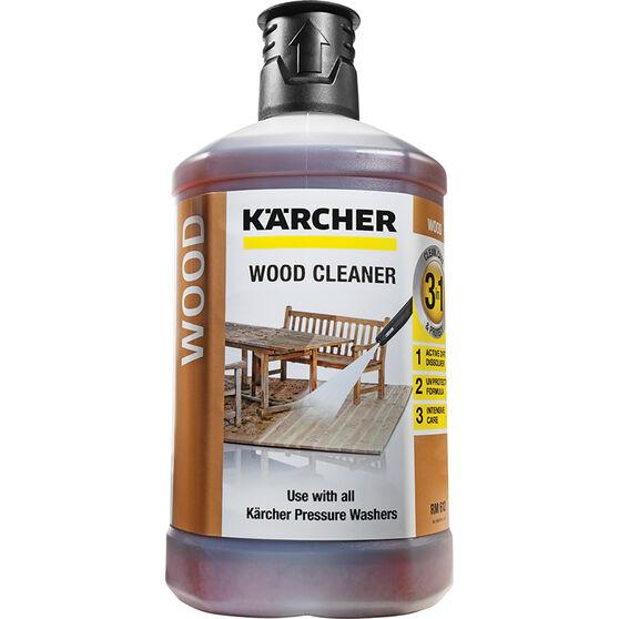 Kärcher 3 In 1 Wood Cleaner - 1 Litre, , scaau_hi-res