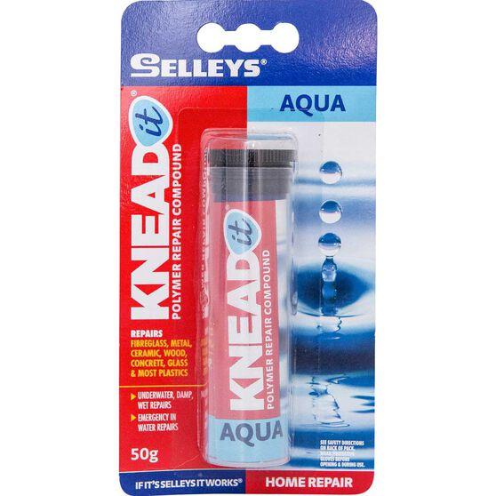 Knead It - Aqua, 50g, , scaau_hi-res