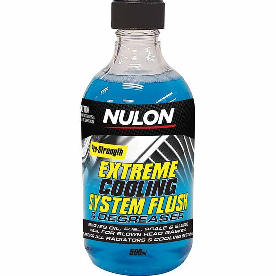 Nulon Extreme Cooling System Flush 500mL, , scaau_hi-res