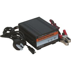 Smart Battery Charger - 3 Stage, 12 Volt, 6 Amp, , scaau_hi-res