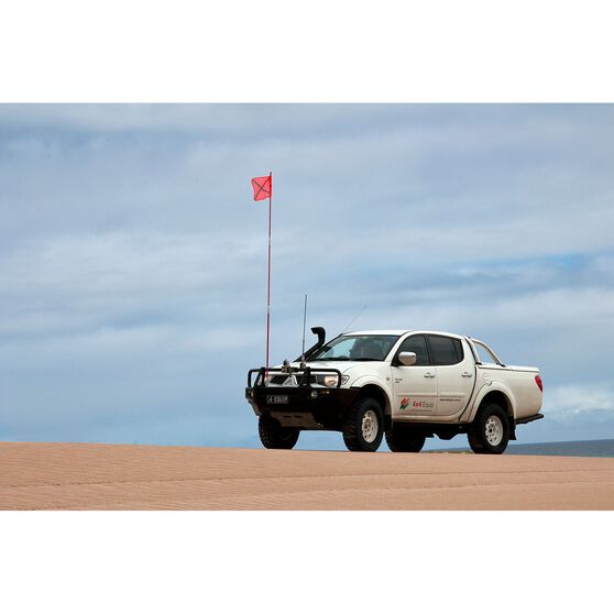 4x4Equip Safety Flag 3m 3 Piece, , scaau_hi-res