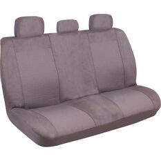 Imperial Seat Covers - Charcoal, Rear Seat (Includes Headrests), Size 06, , scaau_hi-res