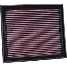 K&N Air Filter 33-2873 (Interchangeable with A1612), , scaau_hi-res