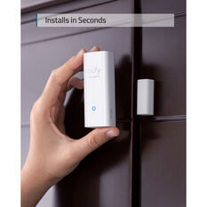 Eufy Wireless Door Entry Sensor Add On - T8900CD4, , scaau_hi-res