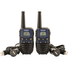 1 Watt UHF CB Radio Twin Pack - PMR1295, , scaau_hi-res
