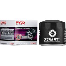 Ryco Syntec Oil Filter Z79AST (Interchangeable with Z79A), , scaau_hi-res