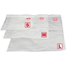 Travel Chef Vacuum Sealer Bags Medium 12 Pack, , scaau_hi-res