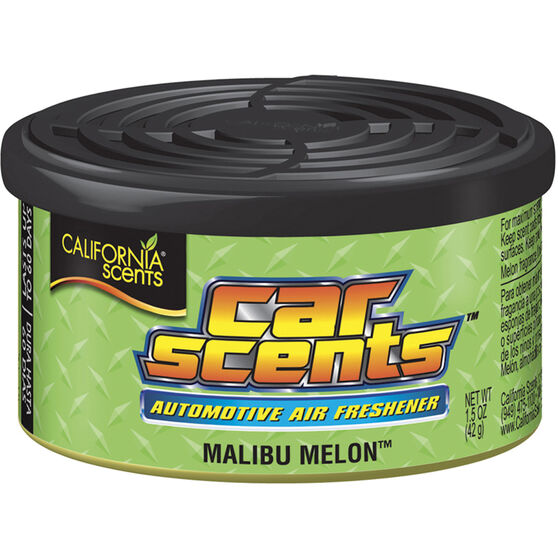 California Scents Car Scent Air Freshener - Malibu Melon, 42g, , scaau_hi-res