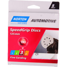 S/Grip Disc - 5 Pk 125mm, Fine 1, , scaau_hi-res