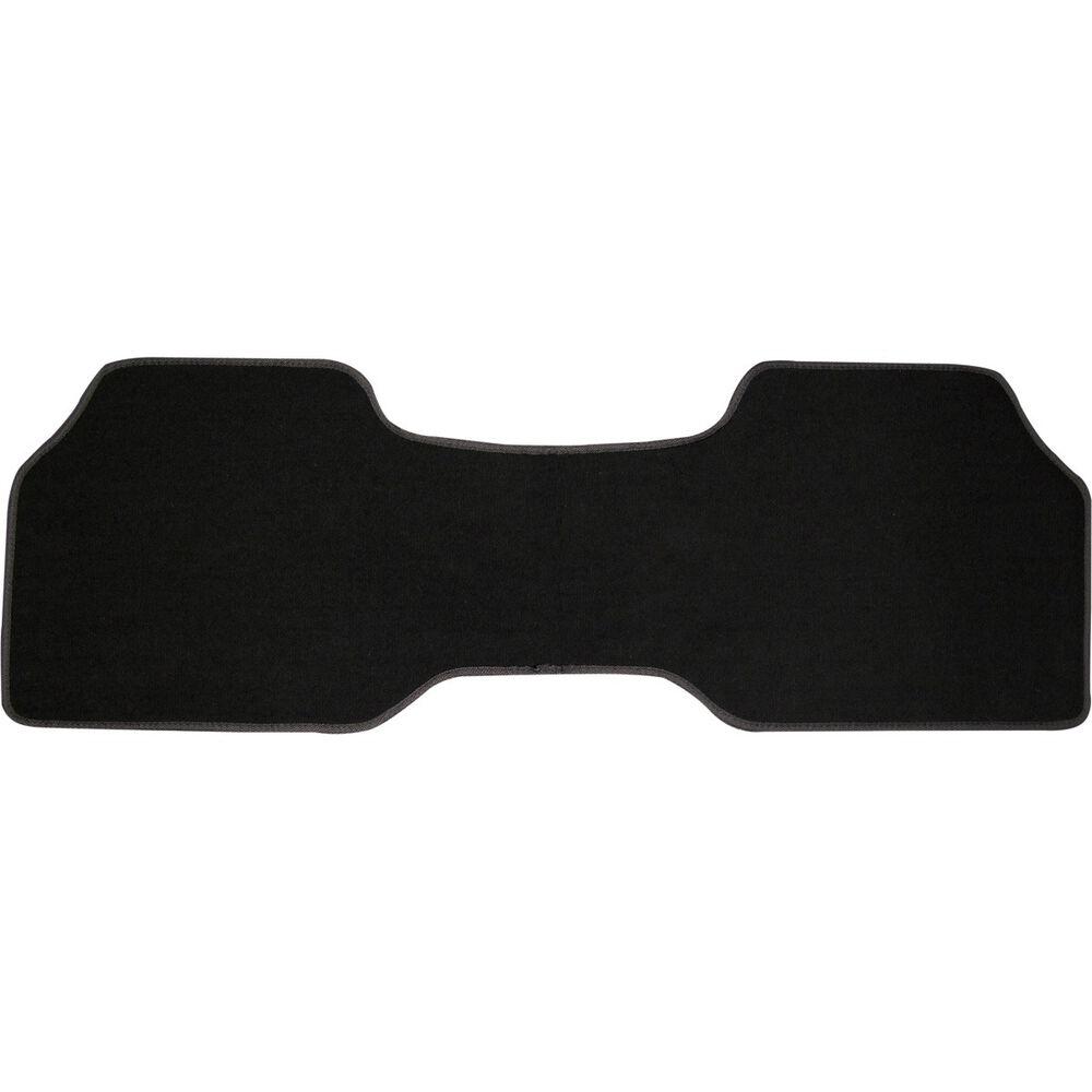 Carpet, Black, Single Rear
