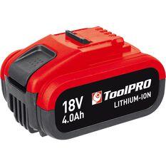 ToolPRO 4.0Ah Battery Pack - 18V, 4Ah, , scaau_hi-res