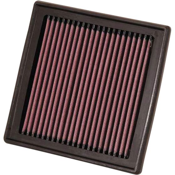 K&N Air Filter - 33-2399 (Interchangeable with A1761), , scaau_hi-res