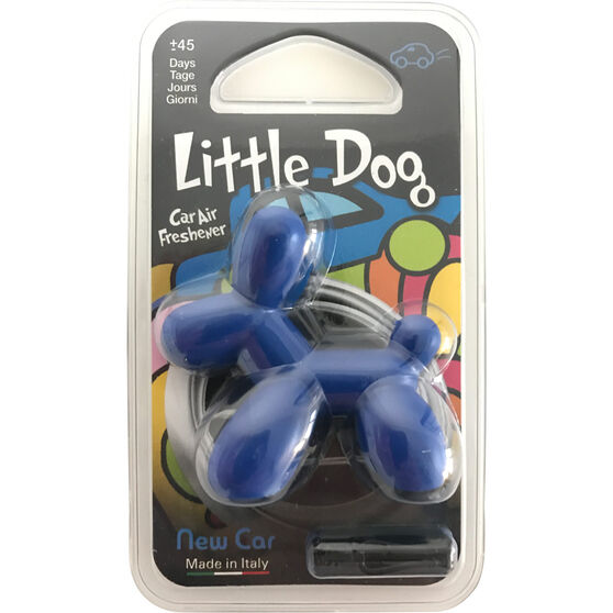 Little Dog Air Freshener - New Car, , scaau_hi-res